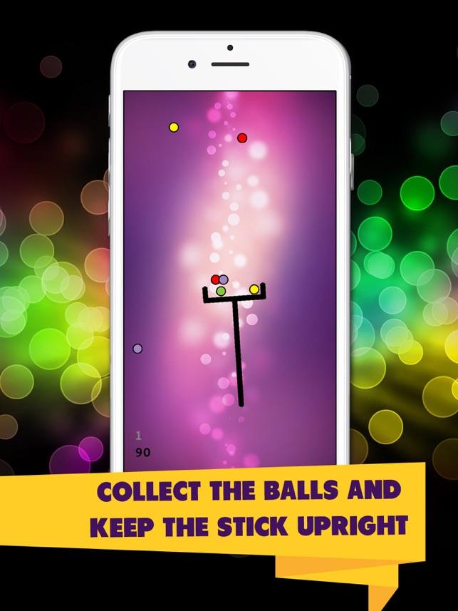 Balance it - Falling balls for iPad