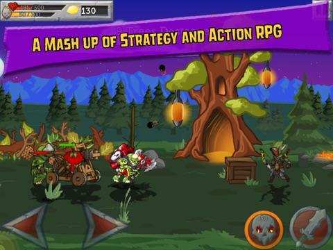 Скачать игру Monster Wars