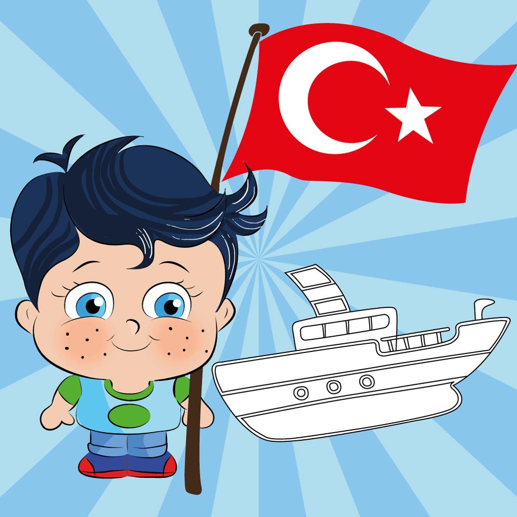 App Insights 19 Mayis Boyama Kitabi Minik Bilge Ile Ataturk U