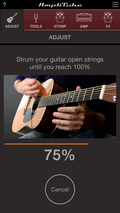 AmpliTube Acoustic screenshot-4