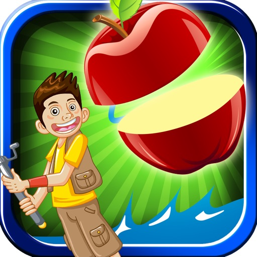 A Fish For Fruit Slice Free Game