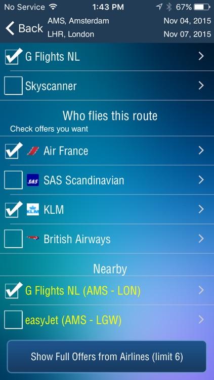 Amsterdam Airport Pro (AMS) Flight Tracker Radar screenshot-3