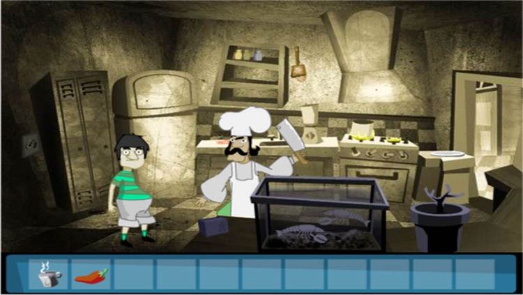 Escape The Kitchen