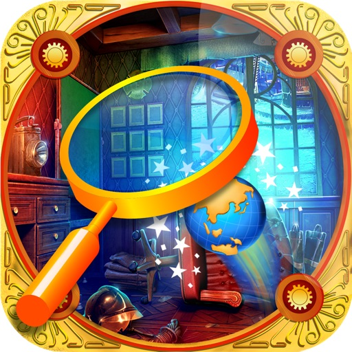 Animated Hidden Object