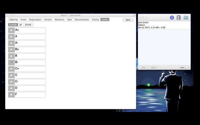 Essay grader on the mac app store