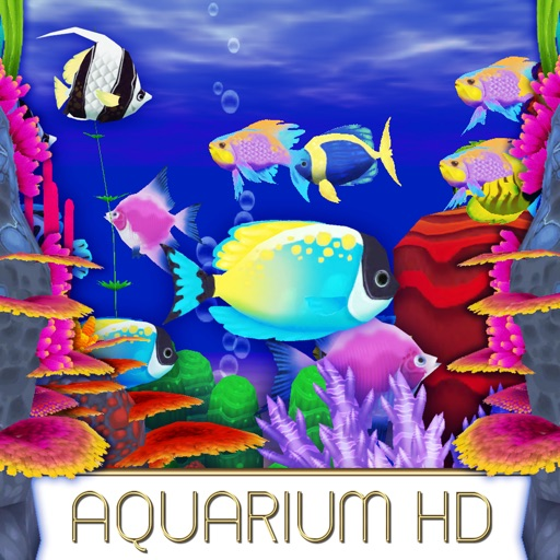 Coral Reef Fish Aquarium