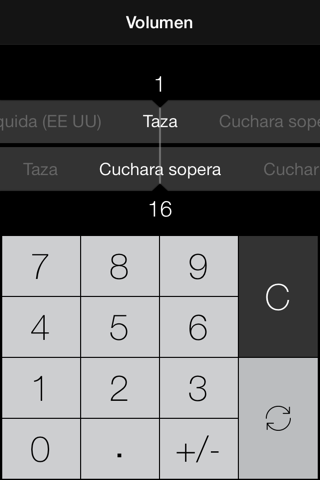 Conversion - the ultimate unit and currency converter screenshot 1