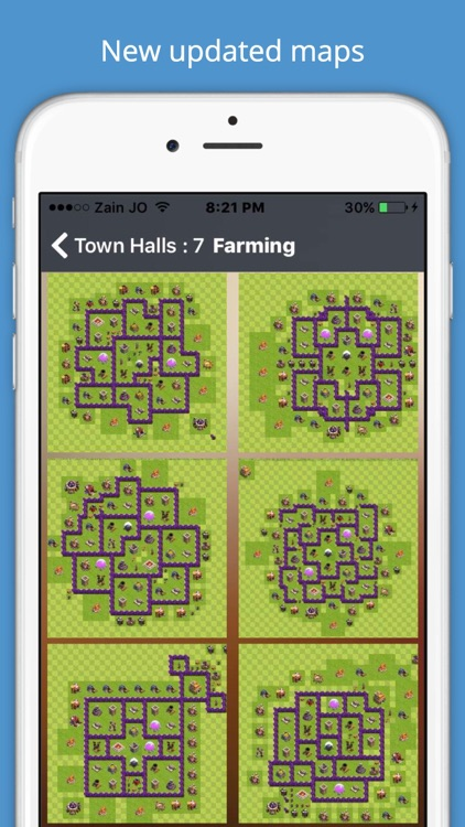 COC Maps and Layouts - for Clash of Clans screenshot-3