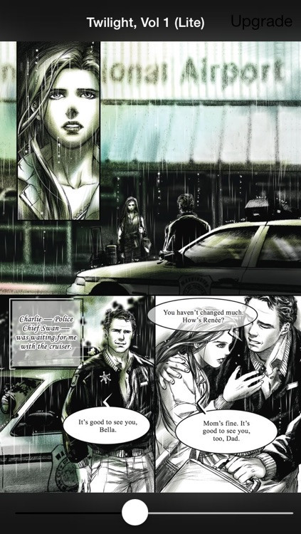 Twilight: The Graphic Novel, Volume 1 by Stephenie Meyer screenshot-3