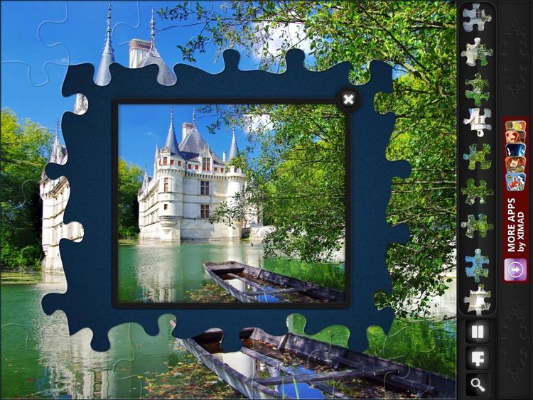 Jigsaw Puzzles: Castles screenshot-4