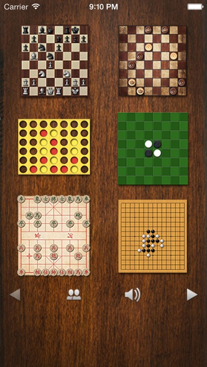 All-in-1 Board Games