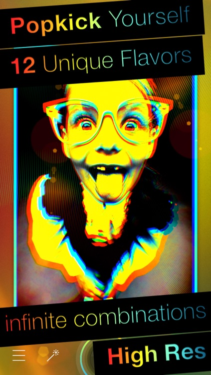 Popkick - Colorful Camera