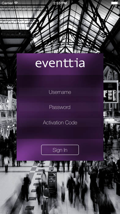 Eventtia Leads screenshot one