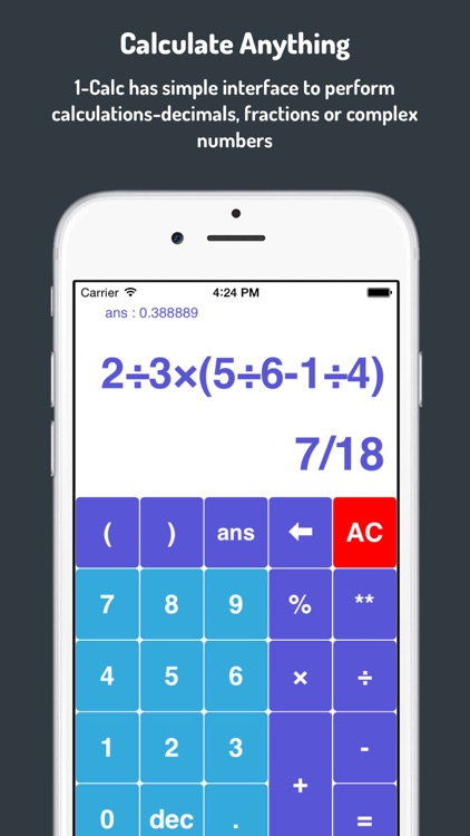 1-Calc : Graphing Financial and Scientific Calculator with Numerical Solver and Optimizer