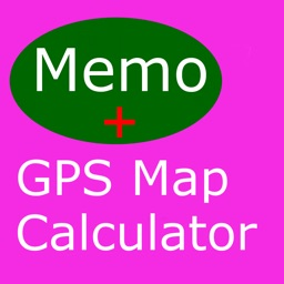Calc and memory and GPS map