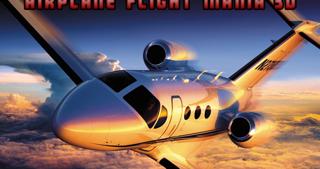 Airplane Flight Mania 3D