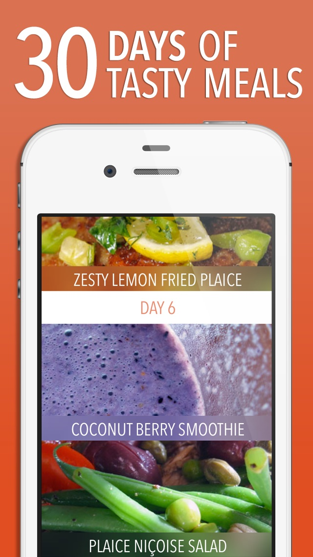 Paleo Meal Plan review screenshots