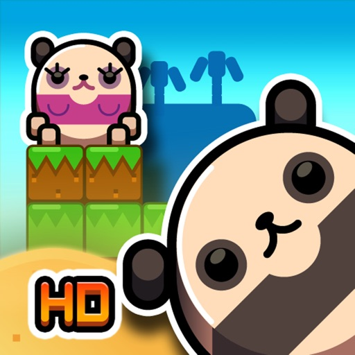 Land-a Panda HD
