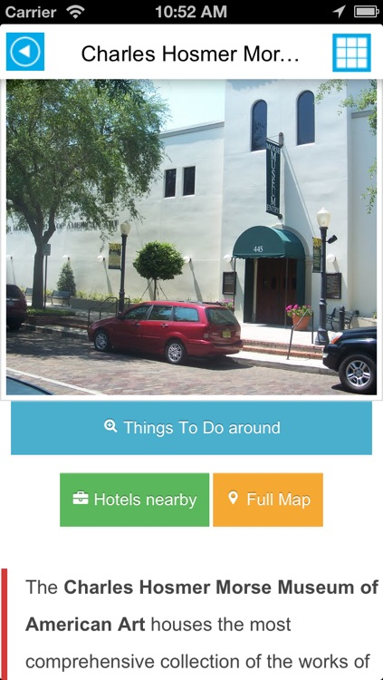 Orlando & Walt Disney World Resort offline map, guide, hotels screenshot-3