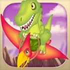 恐竜 冒険、 無料の楽しい恐竜ゲーム - Dinosaur Adventure, Free Fun Dino Game icon