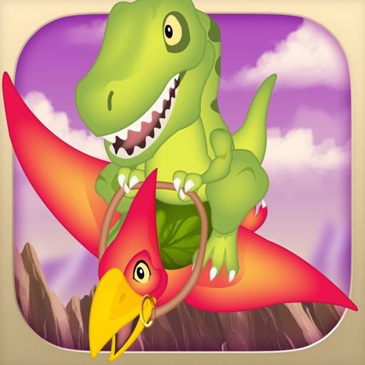Dinosaur Adventure – Free Fun Dino Game iOS App