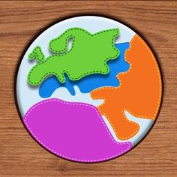 Kids Maps - Europe