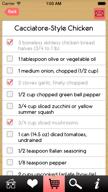 Countries Recipes screenshot-2