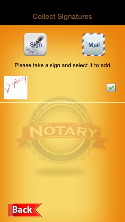 Electronic Notary Journal screenshot-3