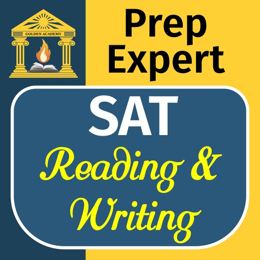 Prep Expert : SAT Reading & Writing FREE icon