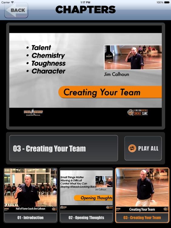 Winning Basketball: Championship Coaching - With Coach Jim Calhoun - Full Court Basketball Training Instruction - XL
