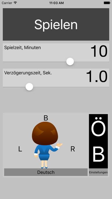 NLP: AlphabetScreenshot von 1