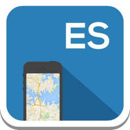 Spain offline map, guide, weather, hotels. Free GPS navigation.
