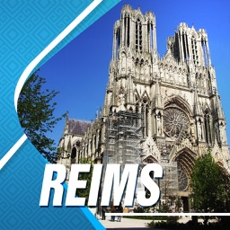 Reims City Offline Travel Guide
