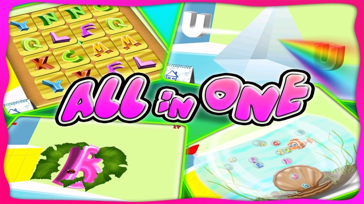 ABC Lab - All in One Preschool Alphabet Games Collection screenshot-3