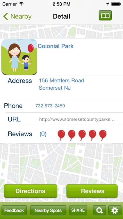 Mom Maps screenshot-2