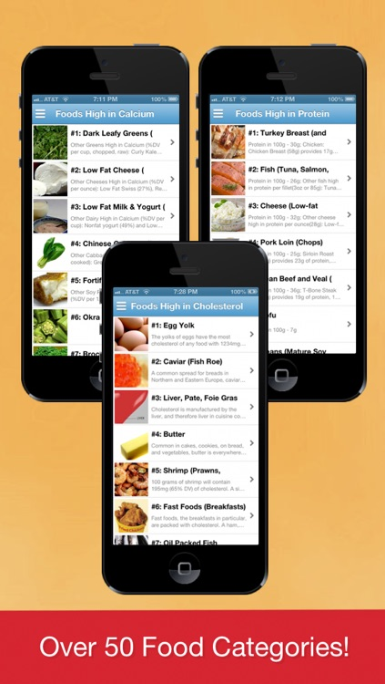Healthy Foods Ultimate Guide screenshot-4