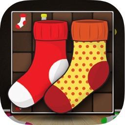 The Odd Socks (Premium) – Draw Puzzle Pair Matching Game