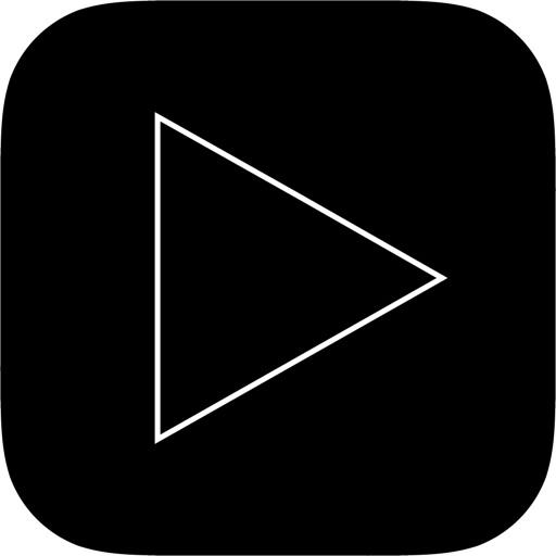 flex:player - Video player for MKV, AVI, WMV, VOB, DivX, Xvid icon