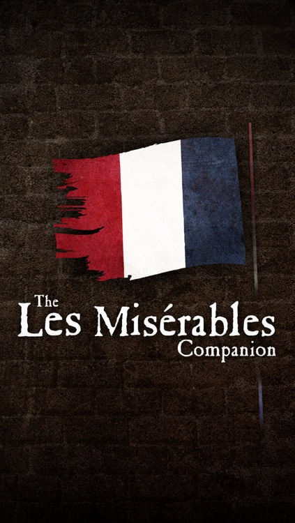Les Misérables Companion screenshot-0