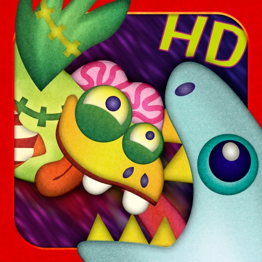 Zombie Bird HD: Attack of the Flying Vampire Shark Monsters