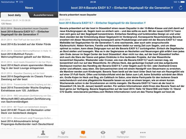boot Düsseldorf App on the App Store
