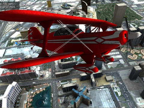 Flight Unlimited Las Vegas - Flight Simulator для iPad