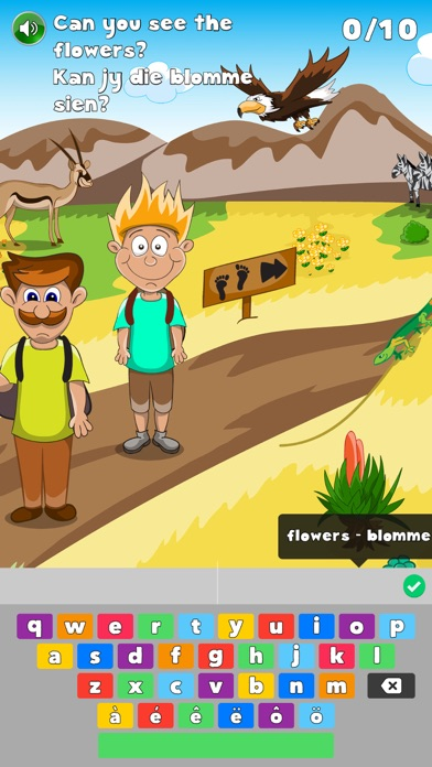 English Afrikaans Language Learning Adventure - Owen's Adventures-2