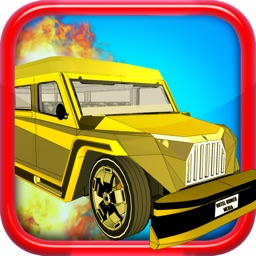 Turbo School Bus Warrior Battle of the Speedway Trucker - Free Highway Racing Game