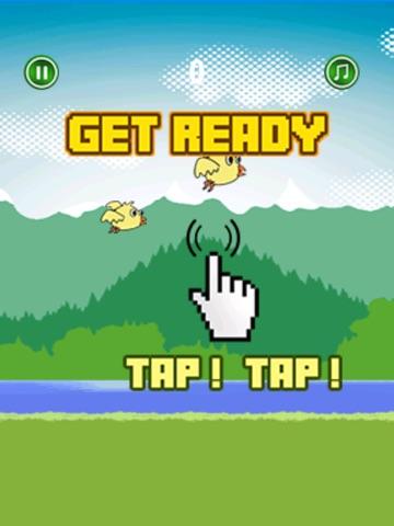 Happy Bird Flyer - Fun Birdie flying adventure-ipad-0