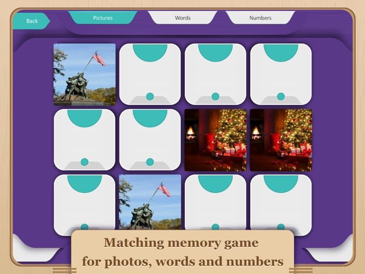 Memory Exercises screenshot-3
