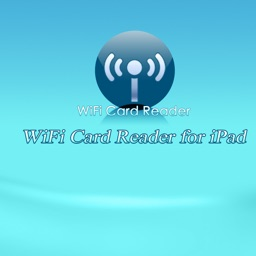 WiFi Card Reader for iPad