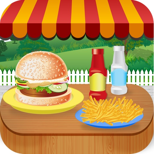 Burger & Fries Maker Lite