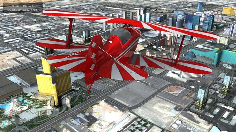 Flight Unlimited Las Vegas - Flight Simulator screenshot-4