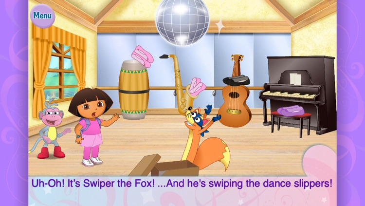 Dora's Ballet Adventure screenshot-3